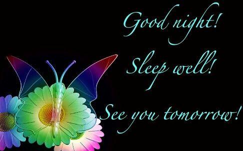 See You Tomorrow Beautiful Good Night Images Good Night Wallpaper Good Night Friends