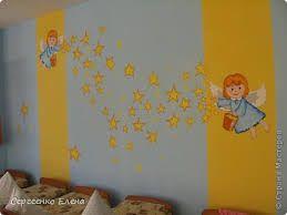 оформление спальни в детском саду картинки
