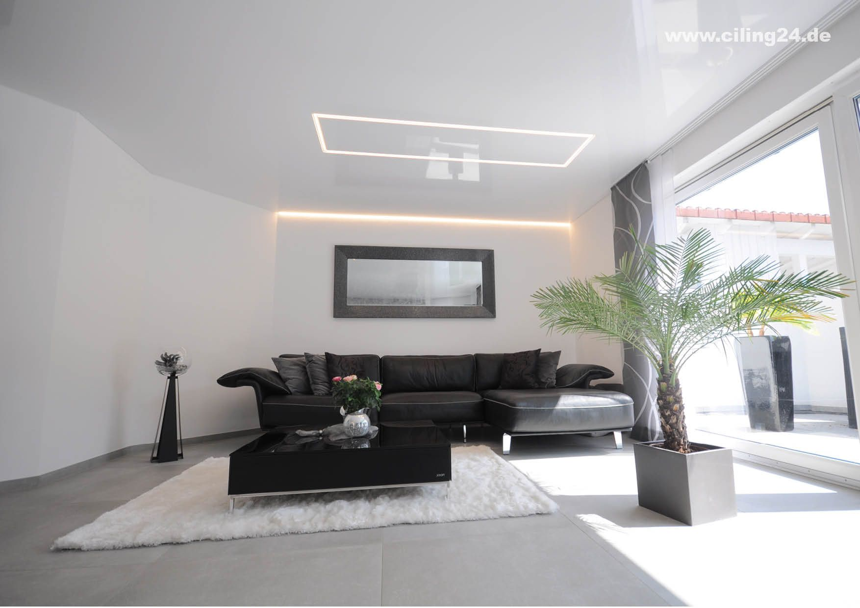 Wohnzimmer Hell Und Freundlich Gestalten Perfektes Licht