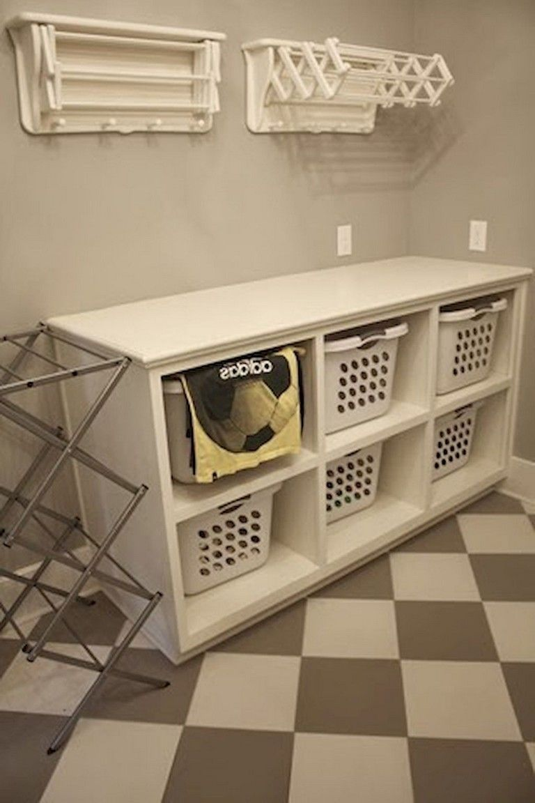 20+ Awesome Laundry Room Organization Ideas You Should Know images