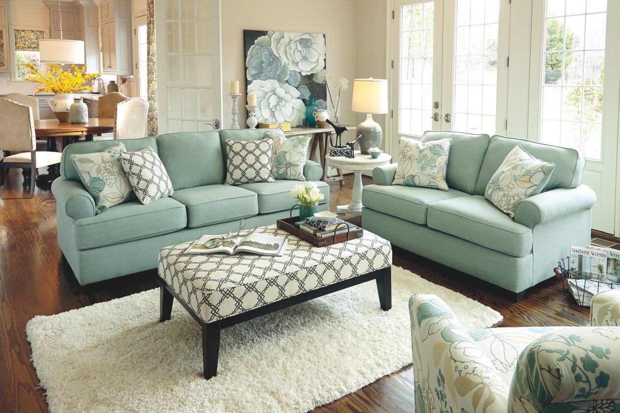 Broyhill Sofa And Loveseat