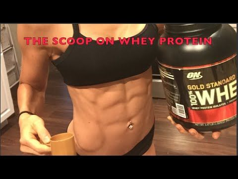 e6b516eae70 The Best and Worst Whey Protein Powders - YouTube