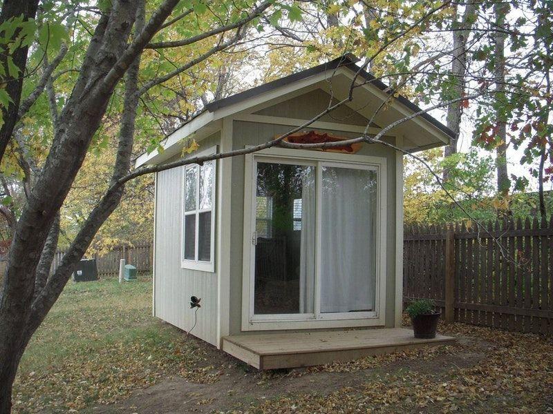 It's a Shed, It's an Office…It's the Shoffice | Backyard ...