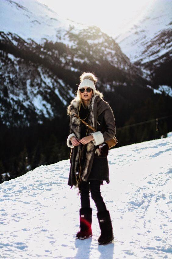 Comment S Habiller En Station De Ski 10 Meilleures Tenues