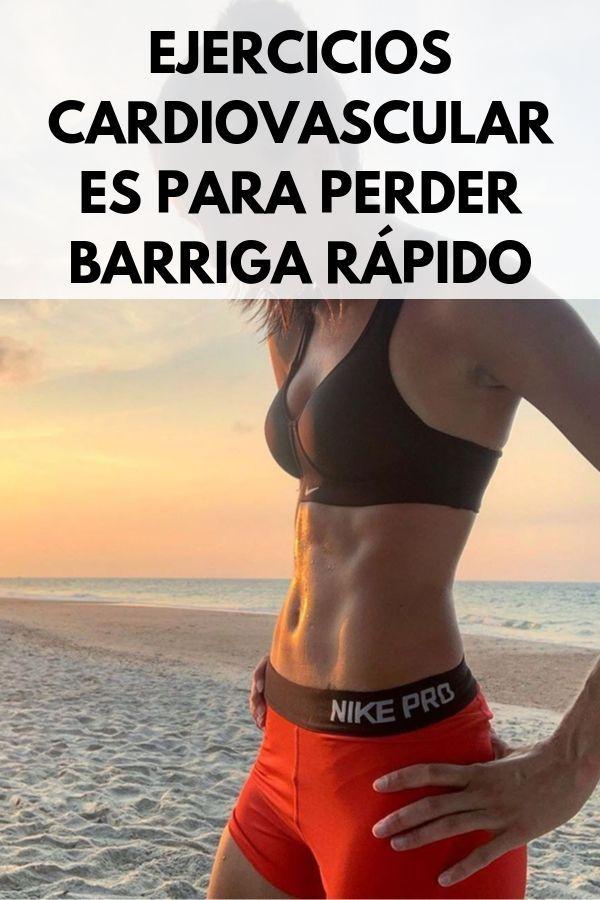 6 ejercicios cardiovasculares perfectos [RUTINA HIIT FULL BODY]