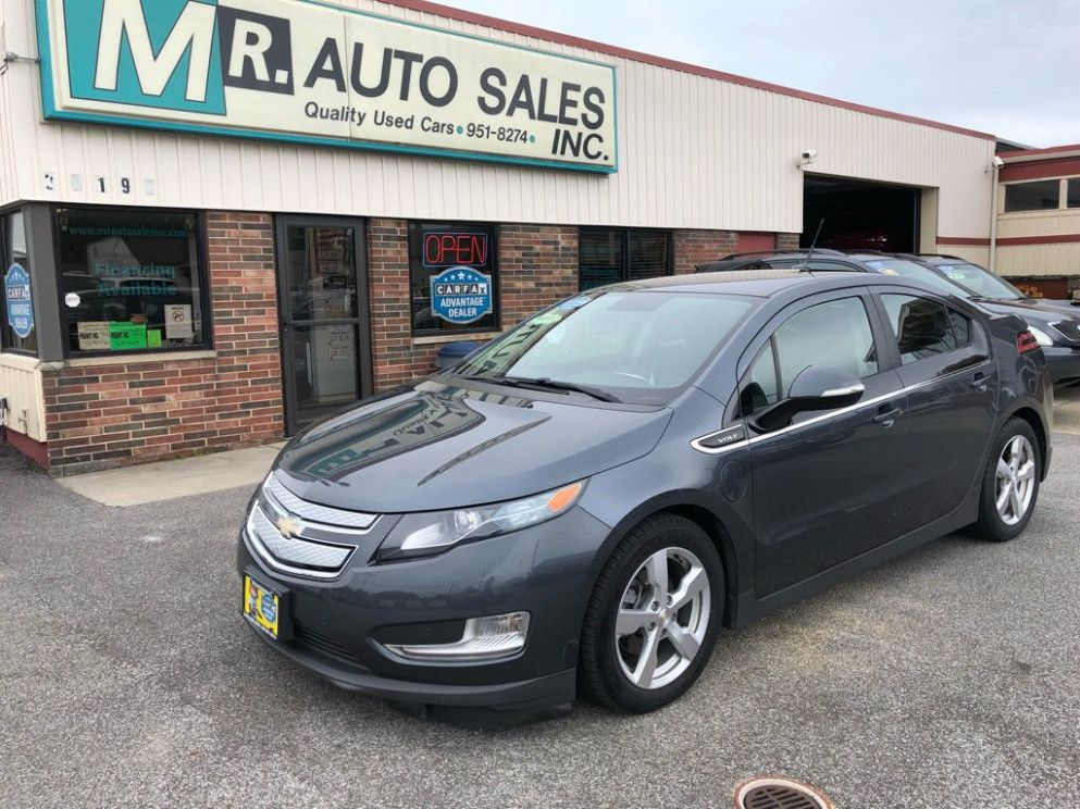 2020 Chevrolet Volt For Sale Price And Review