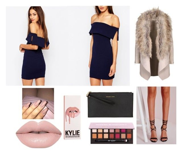"""""""Wedding"""" by allgoodbabybaby ❤ liked on Polyvore featuring Missguided and MICHAEL Michael Kors"""