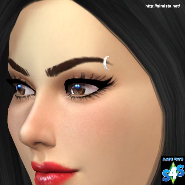 Sims 4 cc piercings