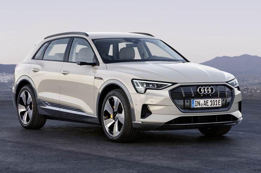 Audi E Tron Electric Suv Revealed Autocar India Audi E Tron E Tron Audi