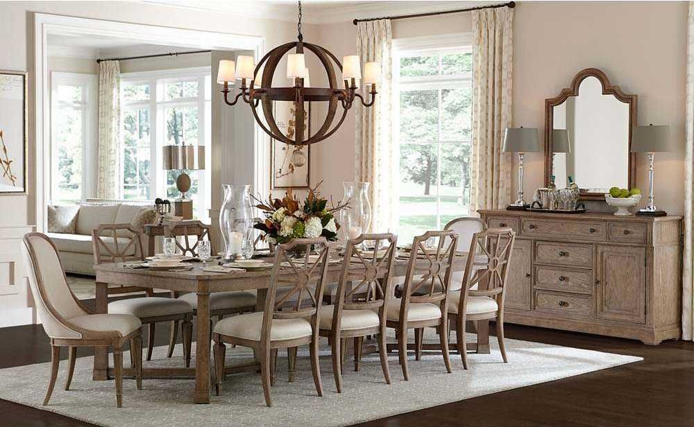 Stanley Furniture Wethersfield Estate Dining Room Set Sl5181136set