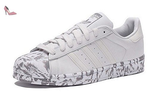 new style 33332 65110 Adidas Superstar Sneakers womens (USA 7.5) (UK 6) (EU 39)  Amazon.fr   Chaussures et Sacs