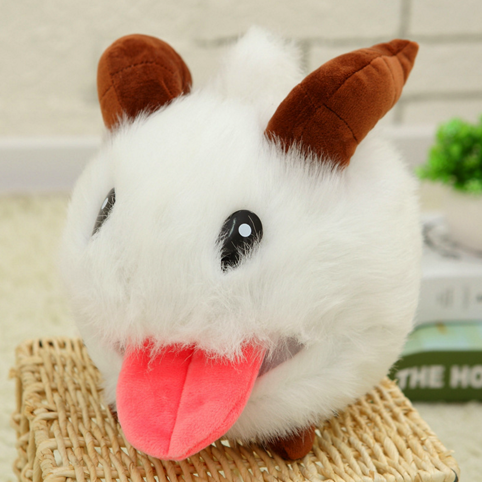 Stuffed White Creature Meme