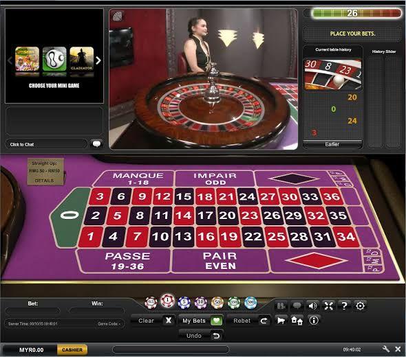 Rollex casino online malaysia