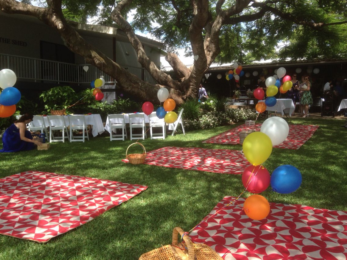 A Colourful Picnic Wedding Under Our Beautiful Tree 1 Weddings