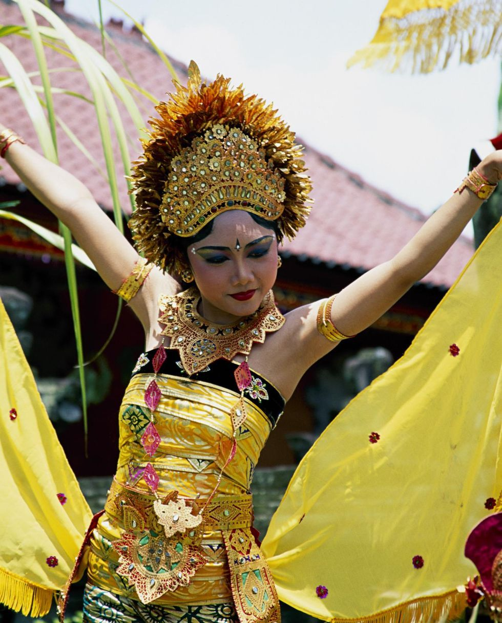 24 timmar i Ubud Balis andliga hjärta