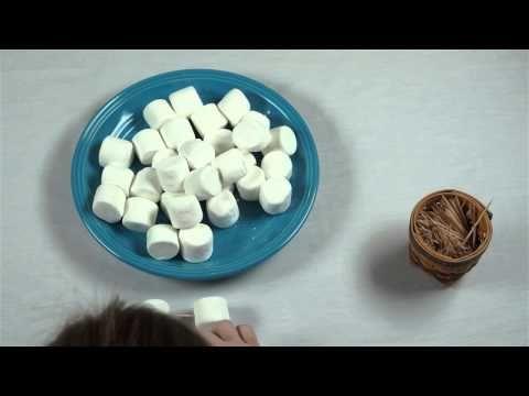 Hands on fun! ▶ Marshmallow Geometry - YouTube