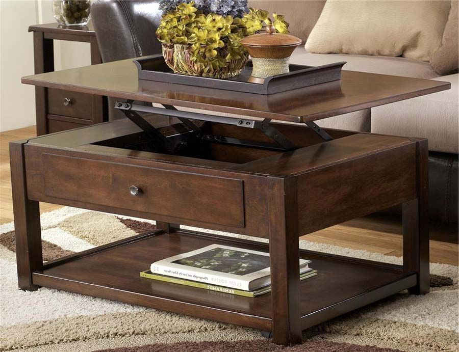 Coffee Table With TV Tray : Coffee Table And A TV Tray Combo. Coffee Table  And A Tv Tray Combo.