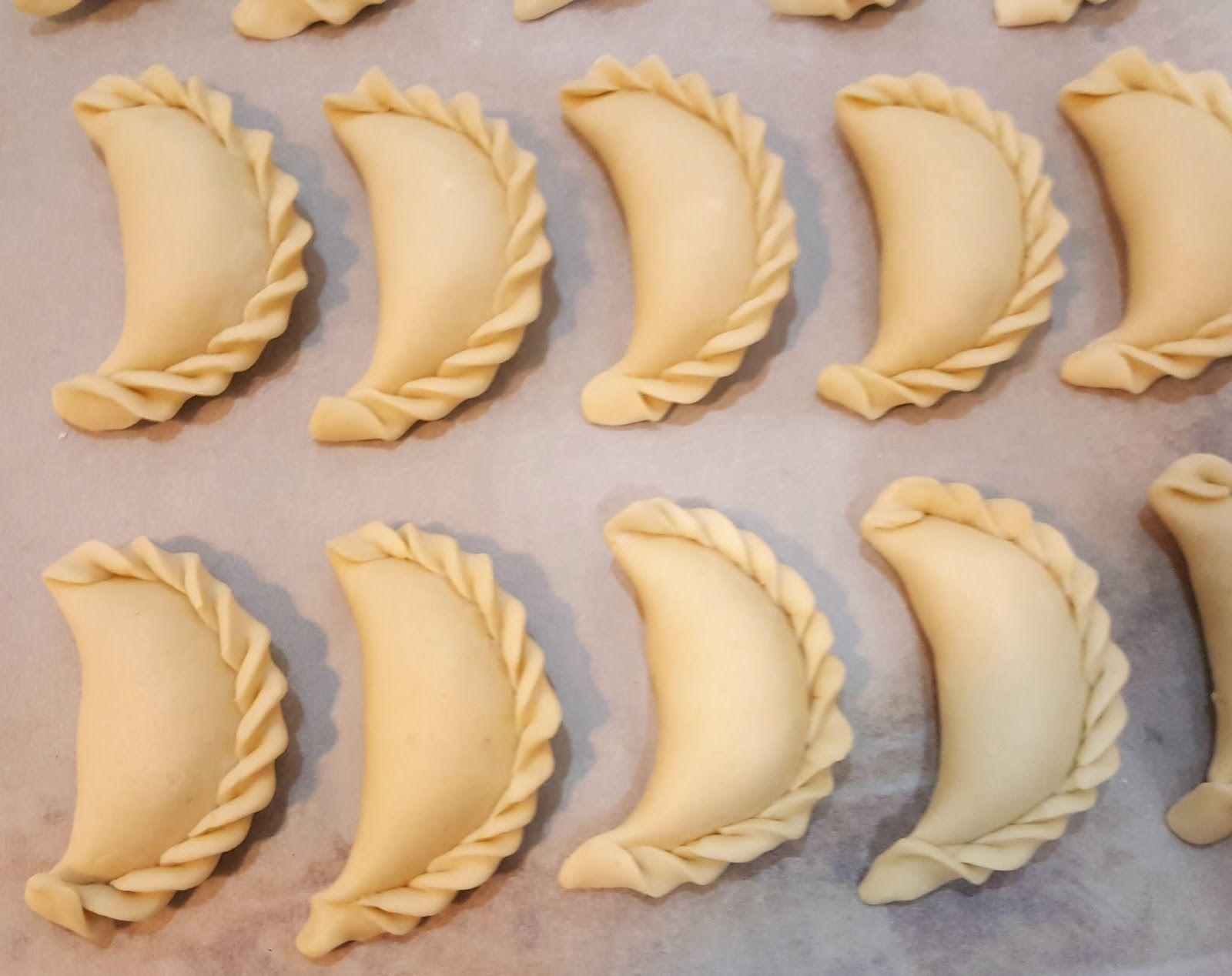 masa para empanadas la saltea o menda para horno pasteles de colores