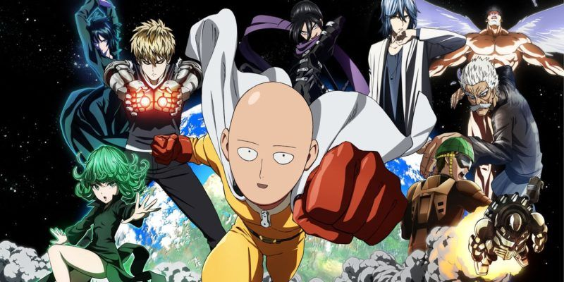 One Punch Man Season 2 Episode 7 Watch Online Spoilers Several Deaths On The Cards Anime Art Beautiful Anime Netflix Anime