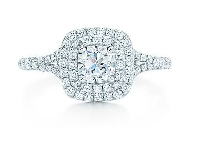 ♥ DREAM Ring - Tiffany Soleste Engagement Ring ♥ A girl can dream, right?
