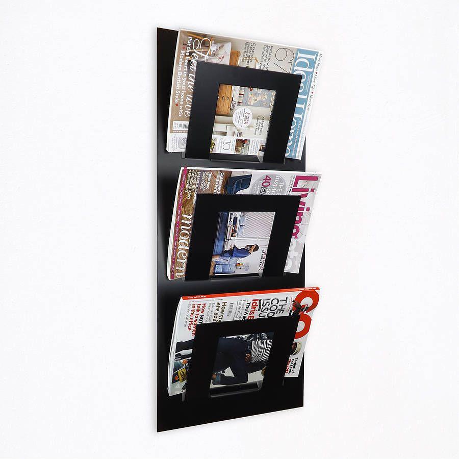 Uncategorized Contemporary Magazine Holder magazine rack google pinterest wall mount modern rack