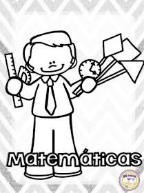 Fichas De Primaria Portadas Para Cuadernos Portadas De Matematicas Portadas De Cuadernos Blog De Matematicas
