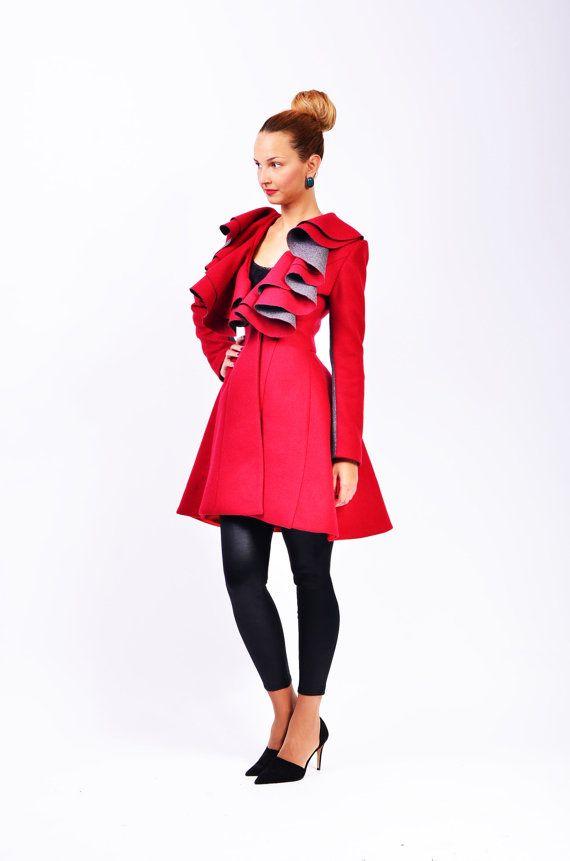 LINDA autumn-winter jacket,