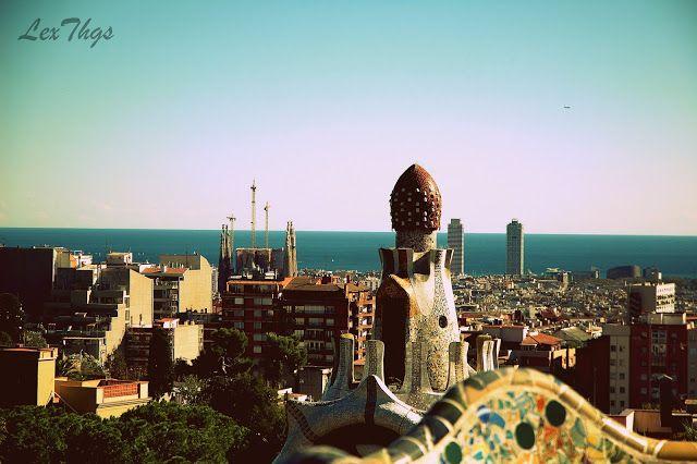 #Barcelona Views! #sagradafamilia