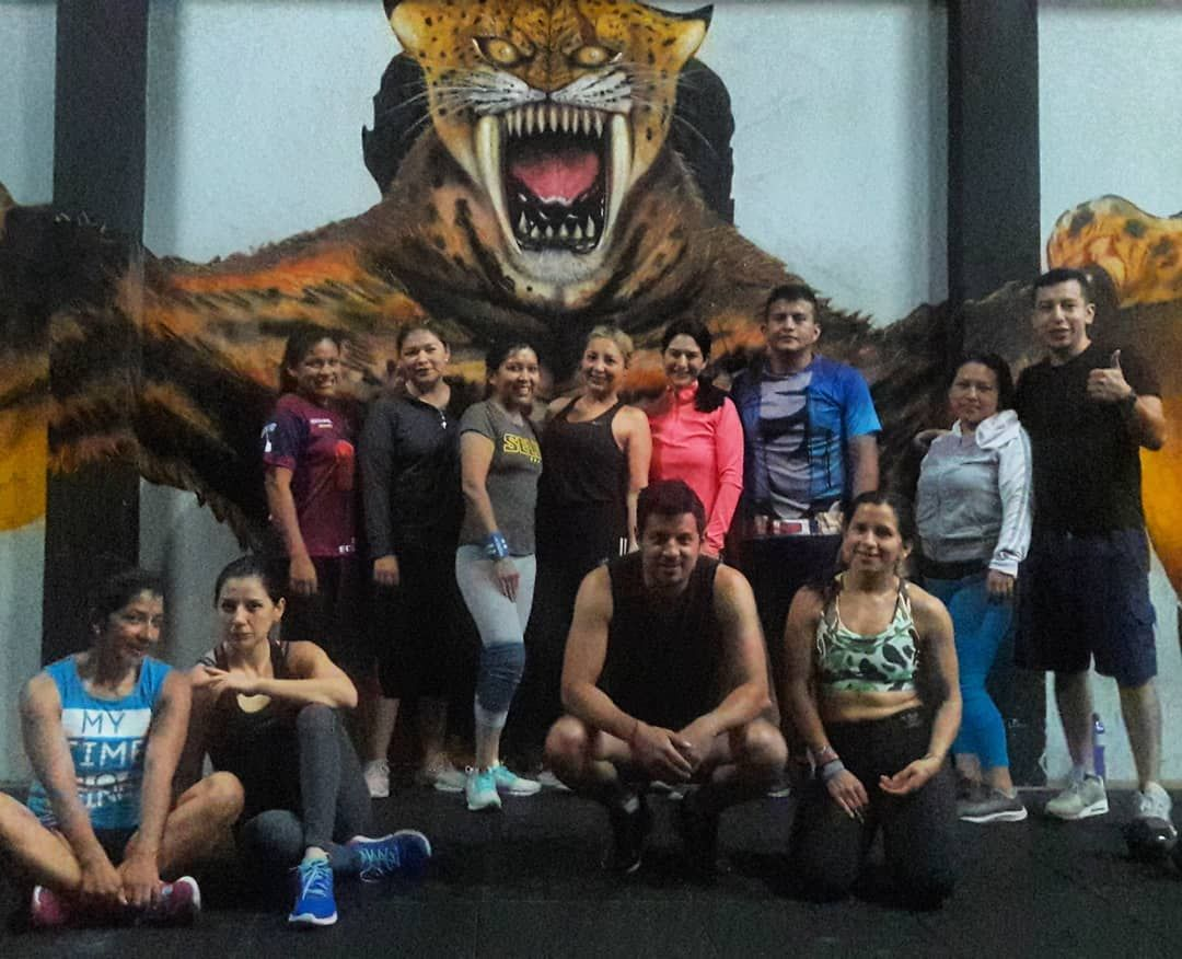 La familia Jaguar . . . .  #crossfit #fitness #gym #workout #fit #training ...