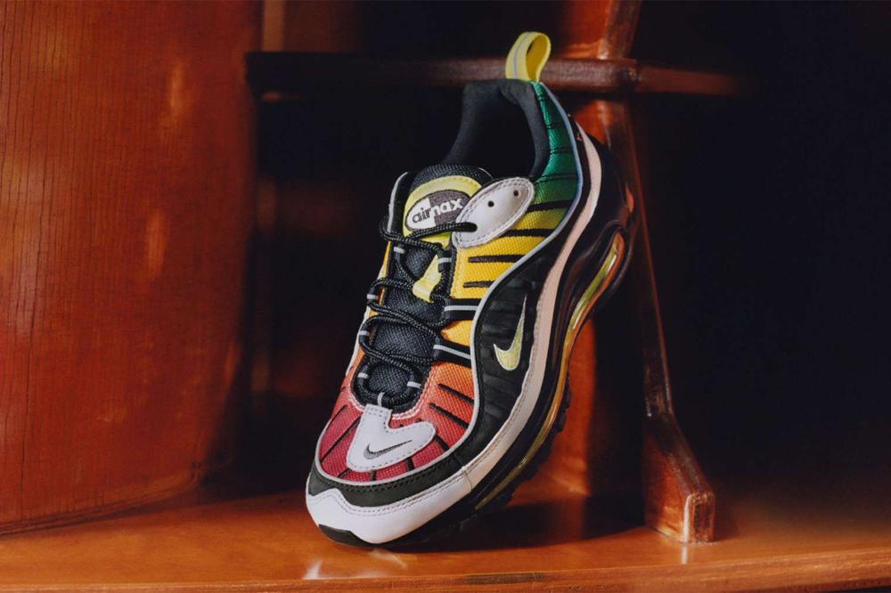 Olivia Kim x Nike 'No Cover' Sneaker Collection Sneaker