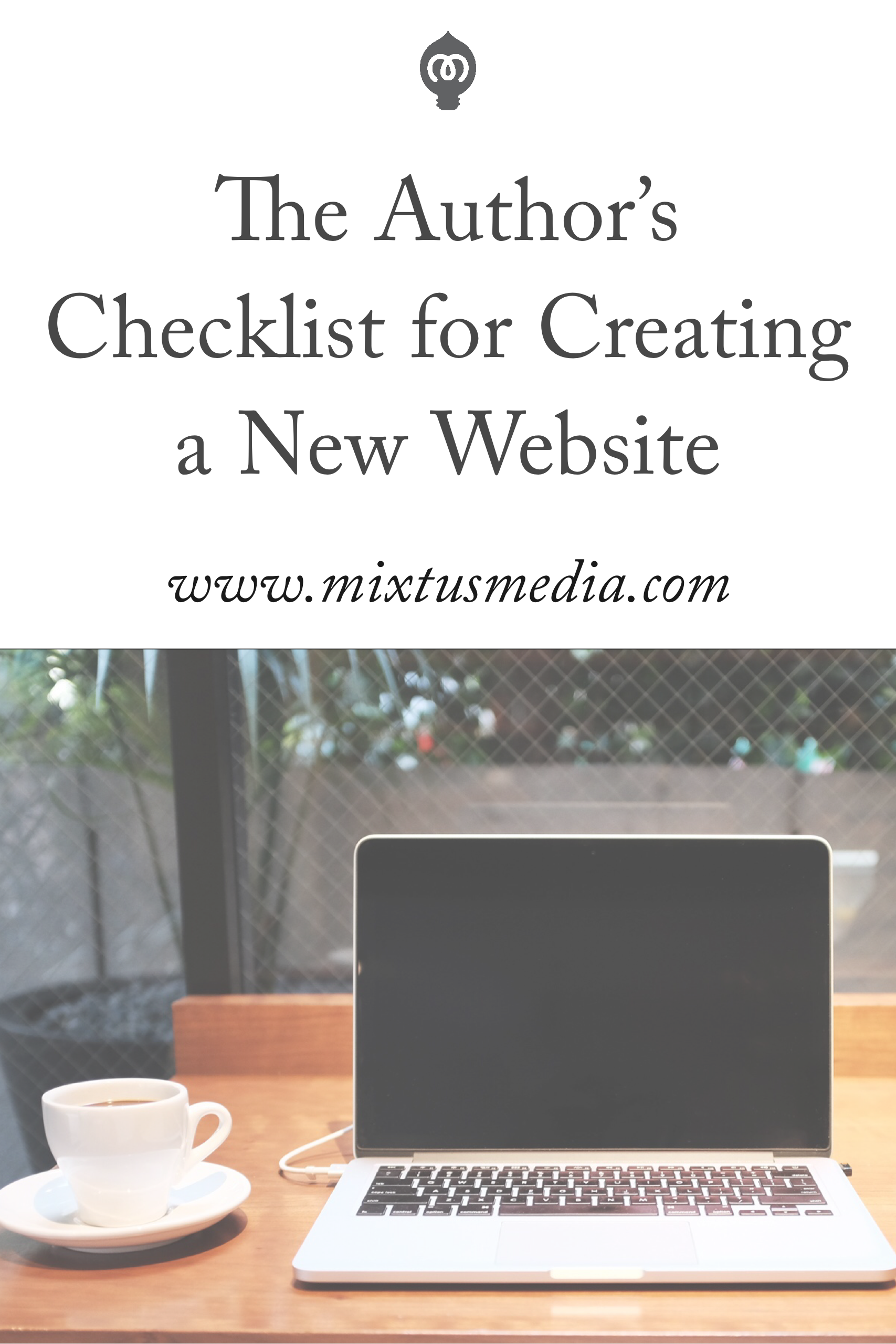 Your Checklist For Creating A New Website