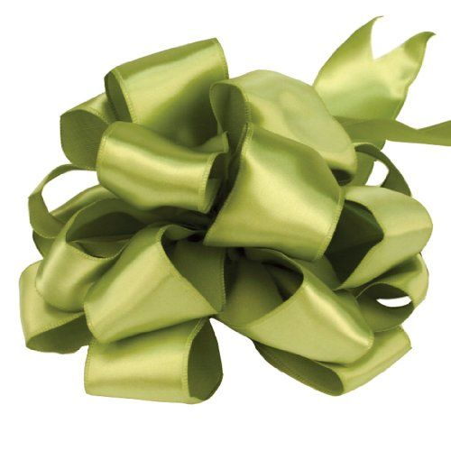 Offray Wired Edge Single Face Satin Contessa Craft Ribbon, 2-1/4-Inch by 25-Yard Spool, Spring Green Offray http://www.amazon.com/dp/B007H8L5TS/ref=cm_sw_r_pi_dp_2Pl0vb1BSG7V7