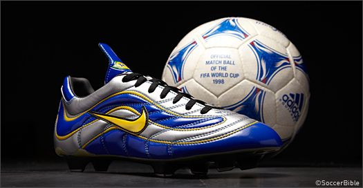 huge selection of shades of cheapest price Nike Mercurial R9 (WC 98) | Football shoes, Football boots ...