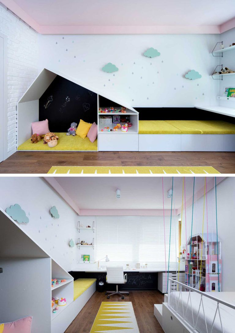 A Few Creative Design Ideas For Modern Kids Bedrooms Modern Kids