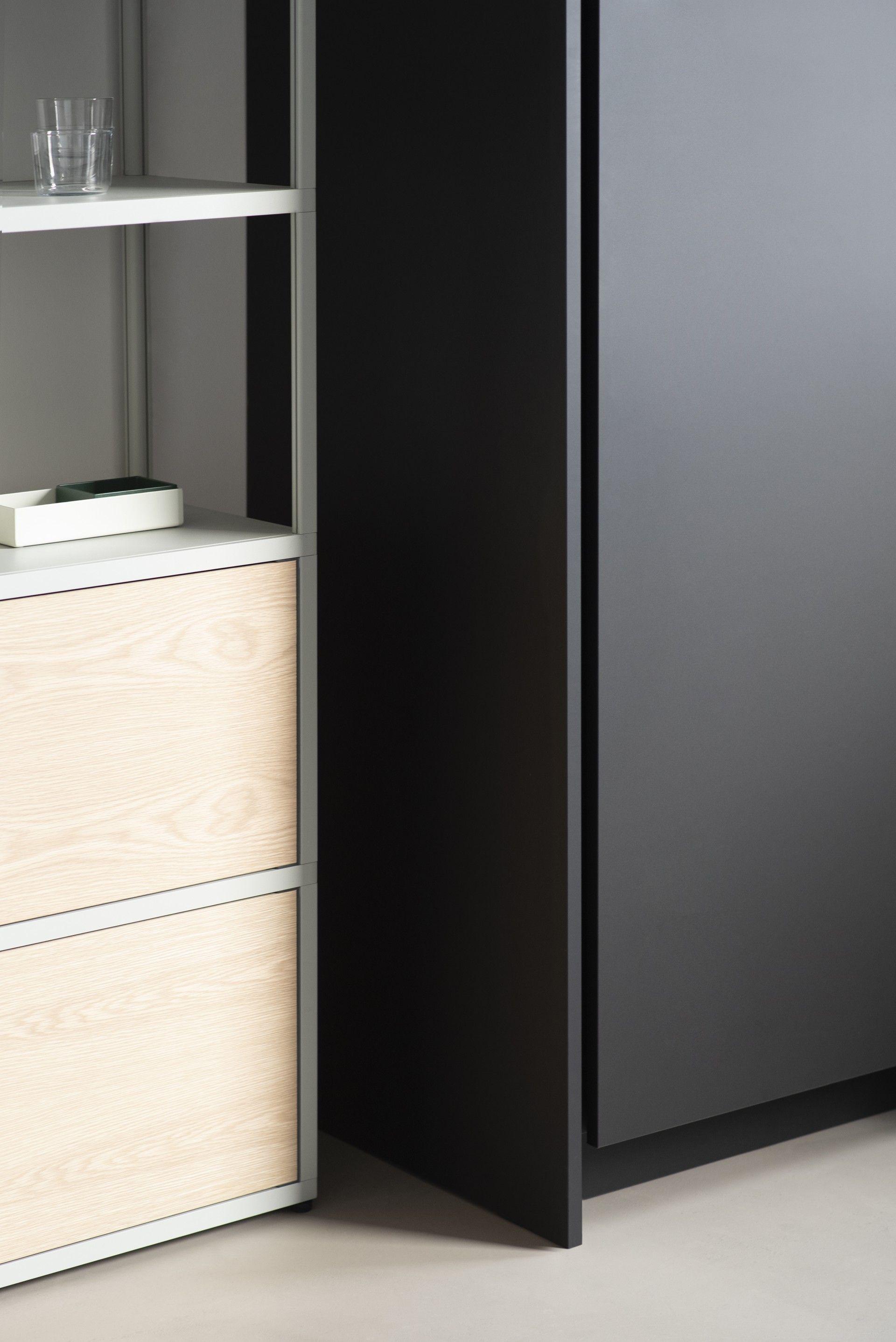 Gerdesmeyer Krohn Office For Design Office Kitchen Cologne In 2020 Tall Cabinet Storage Office Design Design