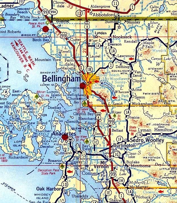 Bellingham Washington Map bellingham washington | bellingham washington wikipedia the free  Bellingham Washington Map