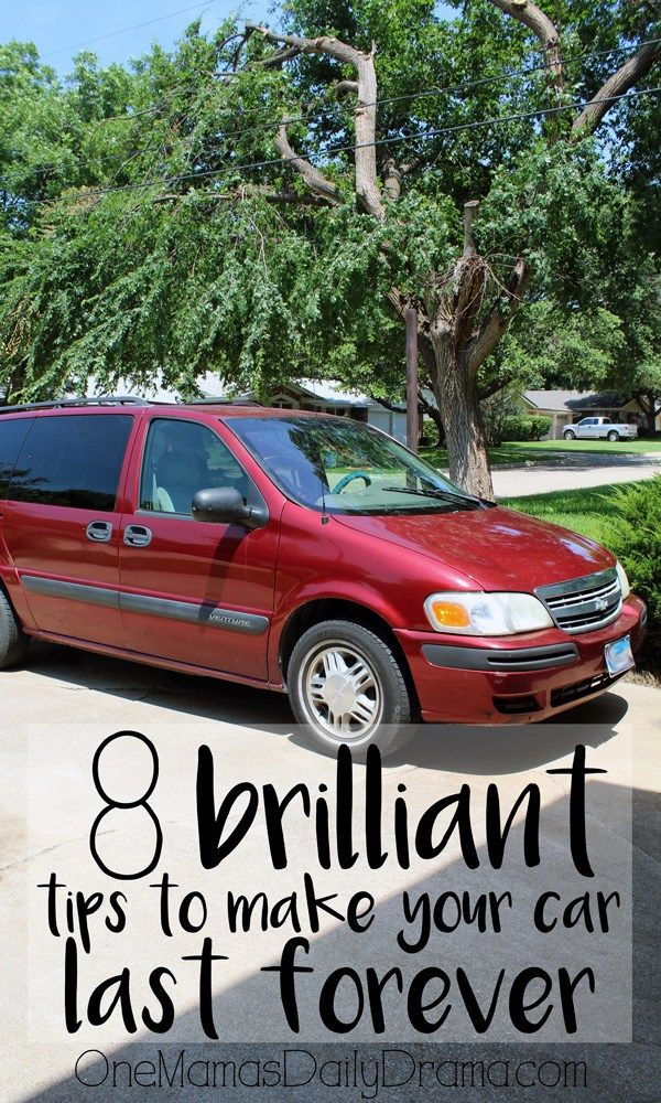 8 brilliant tips to make your car last forever   Frugal living ...