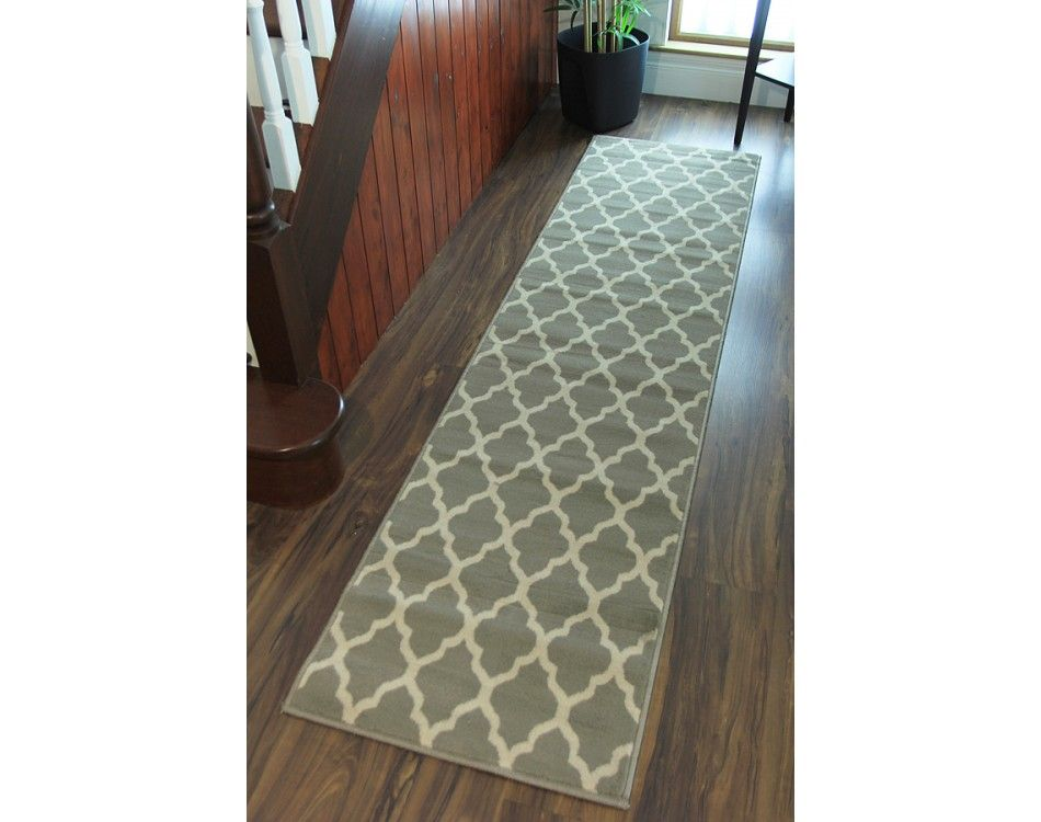 Modern Milan New Hallway Runner Rugs Soft Long Non Shed Kitchen Runners