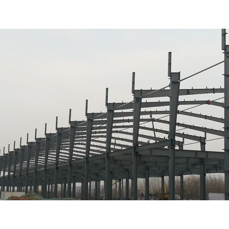 Long Span Industrial arch building Lightweight Roof Tile