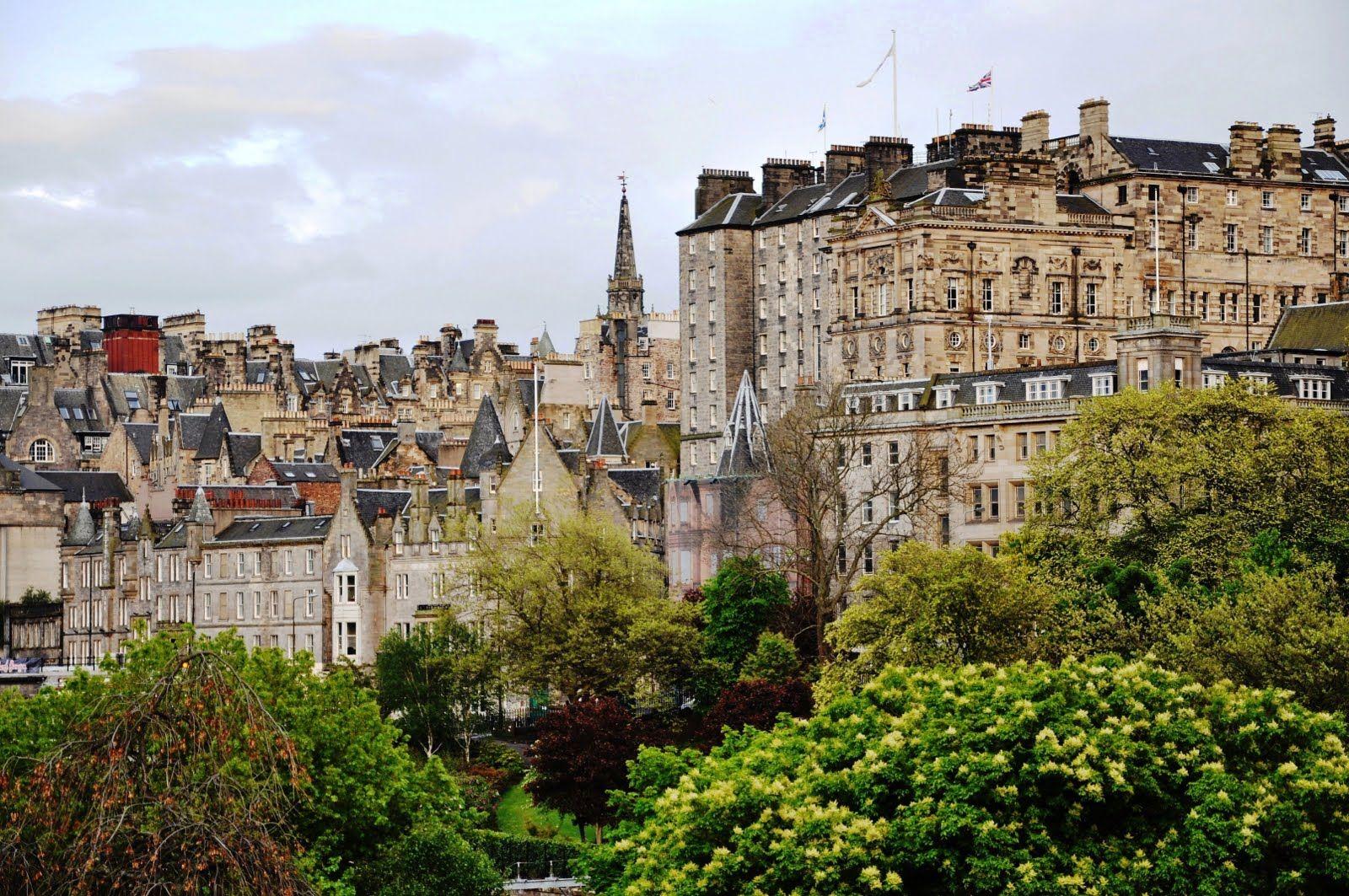 Edinburgh is the City of Enlightenment - Scotland