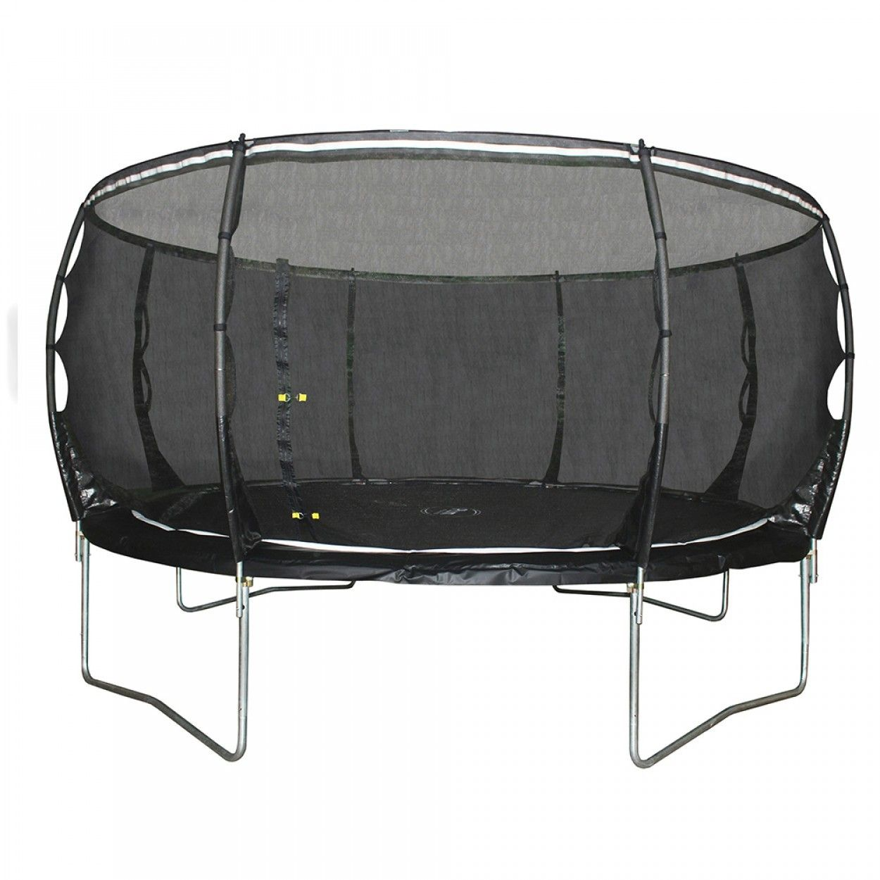 Zupapa 14ft 12ft Trampoline With Enclosure Net And Cover Best