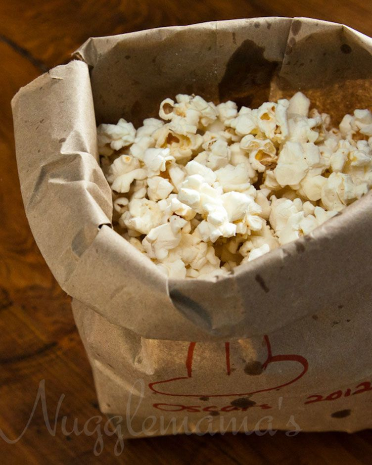 Diy Microwave Popcorn Healthy Quick Recipes Http Greatist
