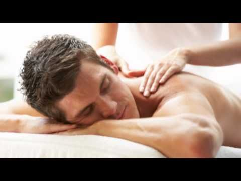 First time massage video