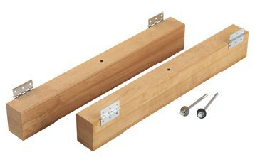Sjobergs Elite Height Adjustment Blocks Easy Way To Make Your Workbench A More Comfortable Woodworking Hobby Woodworkingworkbench