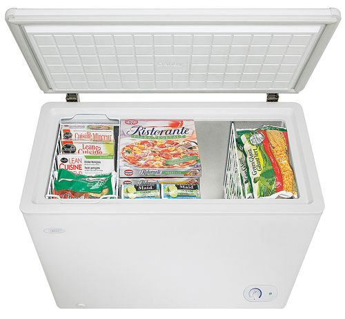 Danby 7 2 Cu Ft Chest Freezer White Chest Freezer Outdoor
