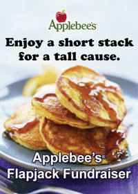 Flapjack Fundraiser For Broad St Sell Tickets For 10 Each Fundraising Flapjack Restaurant Fundraisers