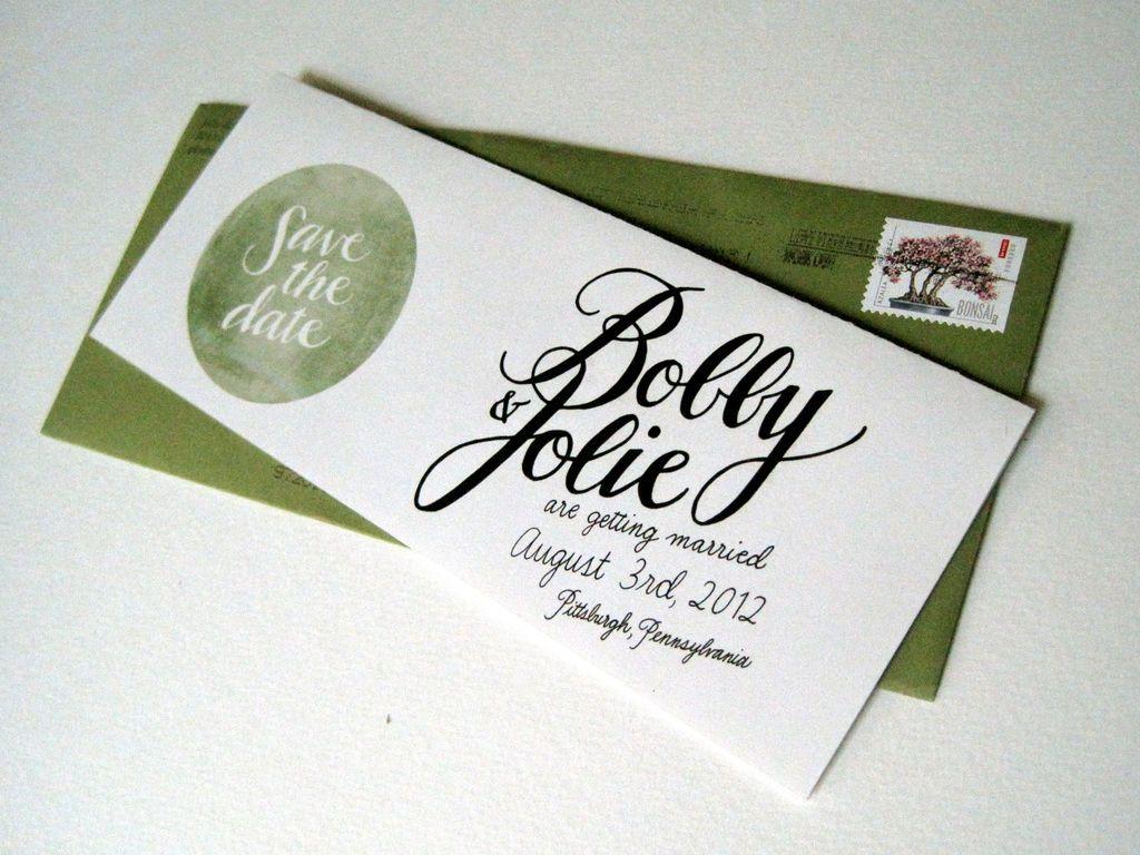 Wedding Invitations Portland Oregon: Palomino Caligraphy & Design, Portland, Oregon