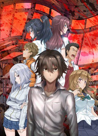 Funimation Reveals English Dub Casts for King's Game
