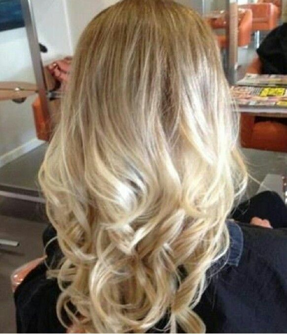 I like the subtle blonde ombre, I want something different!
