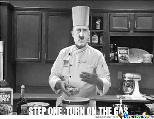 Cooking Fish Meme
